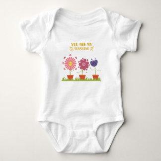 Body Para Bebé Usted es mi sol