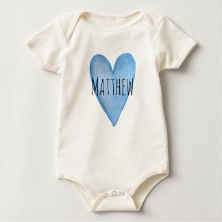 Body Para Bebé Usted es mono orgánico amado del bebé adaptable
