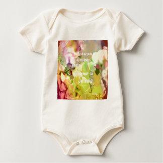 Body Para Bebé Usted está siempre conmigo incluso que usted no es