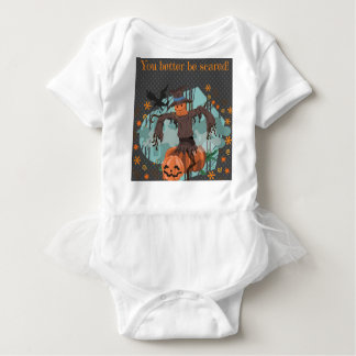 Body Para Bebé Usted mejora se asuste Halloween