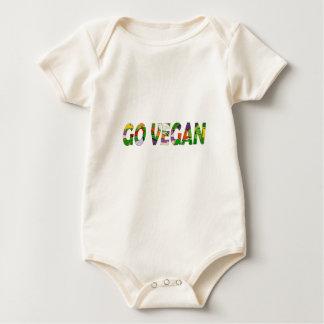 Body Para Bebé Va el vegano