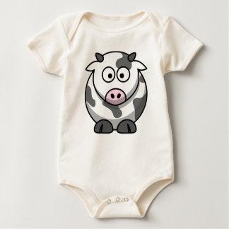 Body Para Bebé Vaca