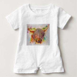 Body Para Bebé Vaca de la montaña