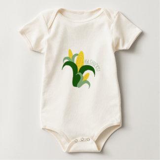 Body Para Bebé Vainas del Aw