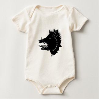 Body Para Bebé Verracos R nosotros