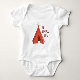 Body Para Bebé Vida simple