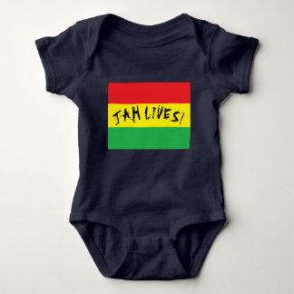 Body Para Bebé ¡Vidas de Jah!