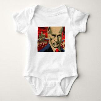 Body Para Bebé Vladimir Putin (Влади́мирПу́тин)