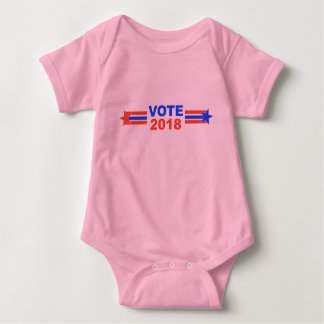 Body Para Bebé Voto 2018 de los niños