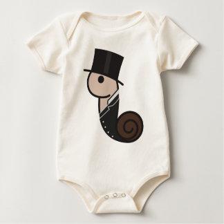 Body Para Bebé Vuelta del caracol del siglo
