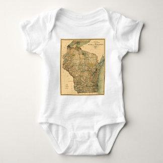 Body Para Bebé wisconsin1896