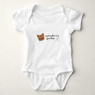 Body Para Bebé yorkie