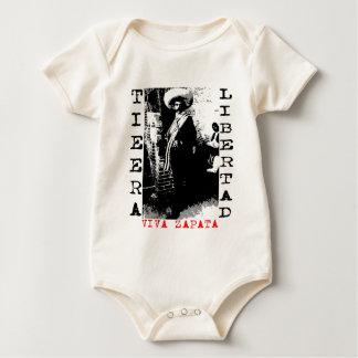 Body Para Bebé Zapata Vive