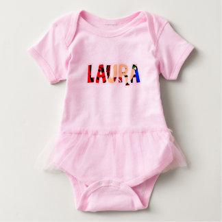 Body personalizado bebes Laura