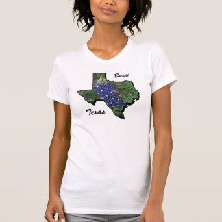 Boerne Tejas Camisetas
