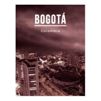 Bogotá, Colombia Postal