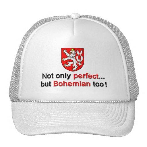 Bohemio perfecto gorras