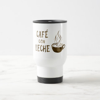 bokeh del leche de la estafa del café taza de viaje