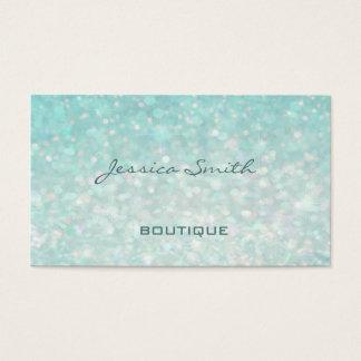 Bokeh llano elegante moderno atractivo profesional tarjeta de negocios