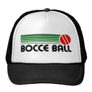 Bola de Bocce Gorra