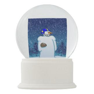 Bola De Cristal Con Nieve Defensa