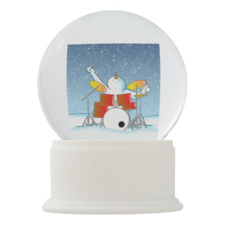 Bola De Cristal Con Nieve Dinar de la nieve