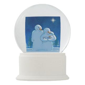 Bola De Cristal Con Nieve Recién nacido