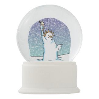 Bola De Cristal Con Nieve Reina de la nieve