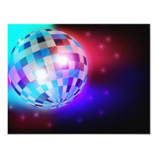 Bola de discoteca comunicados personales