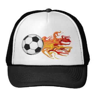 Gorras de fútbol