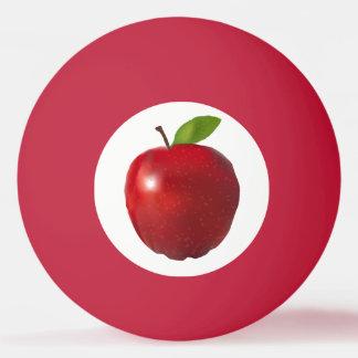 Bola de los tenis de mesa de Apple