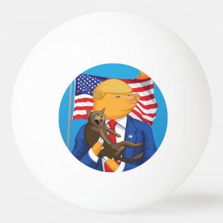 Bola de ping-pong americana de la catástrofe