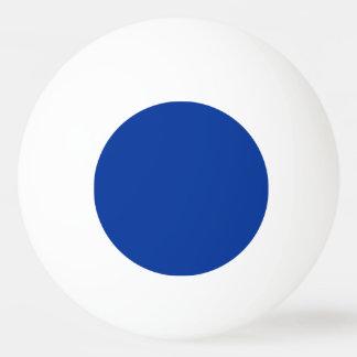 Bola de ping-pong AZUL 1* de la base D de la