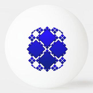 Bola de ping-pong cuadrada del modelo del diamante pelota de tenis de mesa