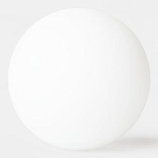 Bola de ping-pong de encargo - de una estrella pelota de ping pong
