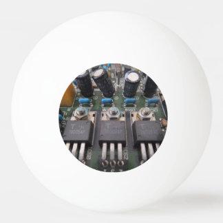Bola de ping-pong de la estrella Circuit2 tres