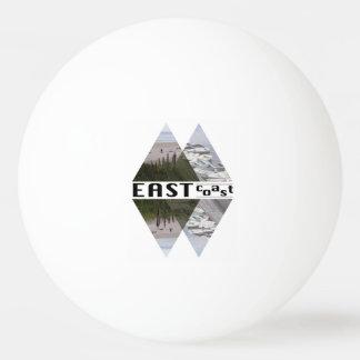 Bola de ping-pong de tres estrellas, COSTA ESTE Pelota De Ping Pong
