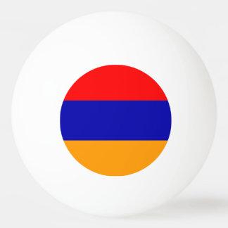 Bola de ping-pong del armenio el |