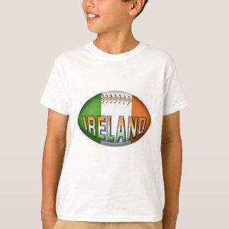 Bola de rugbi de Irlanda Camiseta