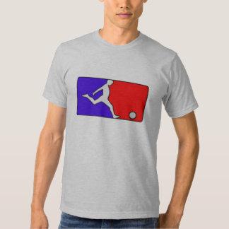 Bola del retroceso camisetas