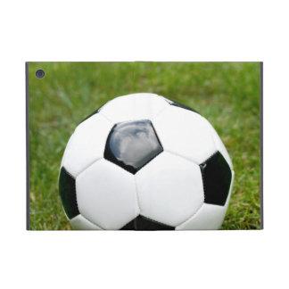 Bola e hierba de fútbol iPad mini cárcasa