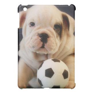 Bola inglesa del perrito w/Soccer del dogo