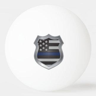 Bolas de ping-pong finas de Blue Line
