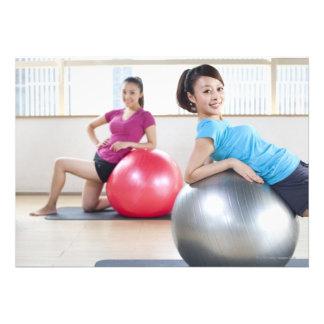 Bolas del ejercicio anuncios