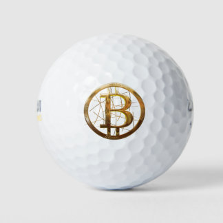 Bolas Golfing Crypto de la pelota de golf del