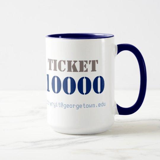 Boleto ENCENDIDO 10K Taza
