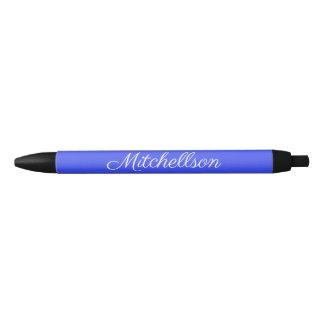 Bolígrafo De Tinta Negra Escritura azul personalizada de Parisienne