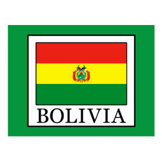 Bolivia Postal