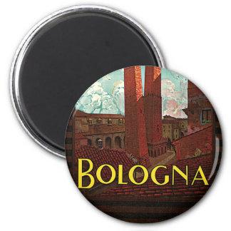 Bolonia Imán Redondo 5 Cm