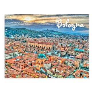 Bolonia, Italia (ii) Postal